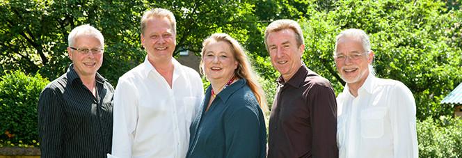Team des Bund Deutscher Heilpraktiker