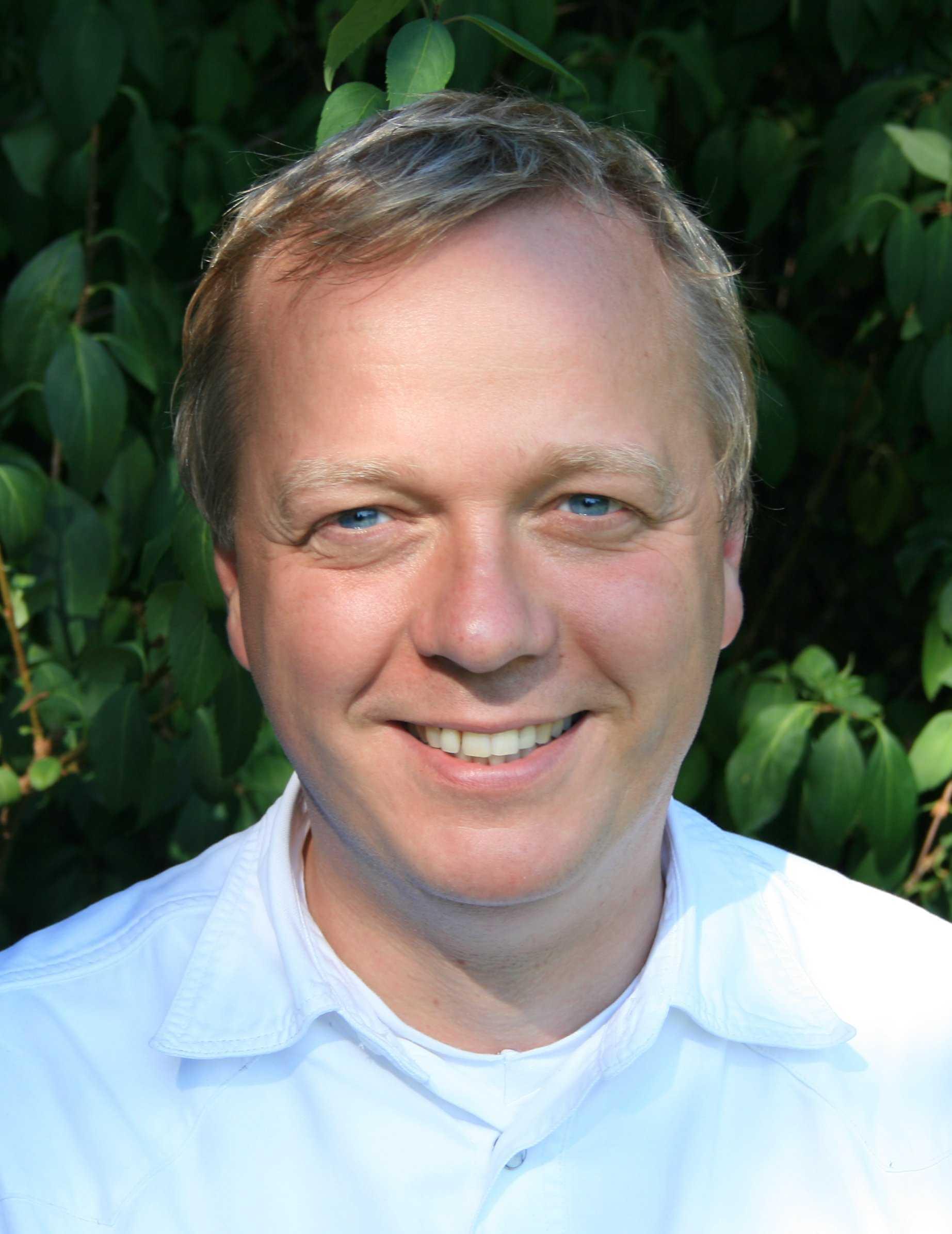 Uwe Schlutt, BDH Arbeitskreisleiter Biochemie
