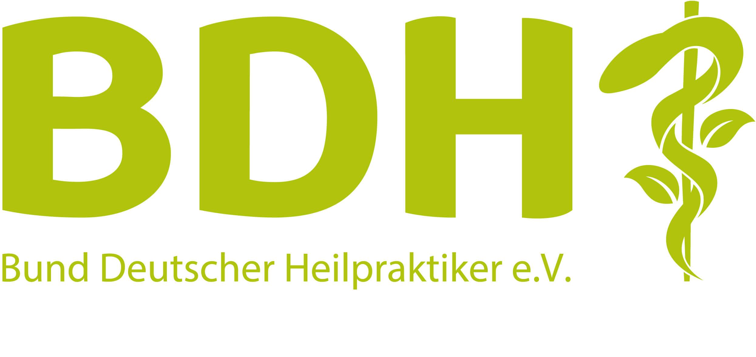 Logo des BDH