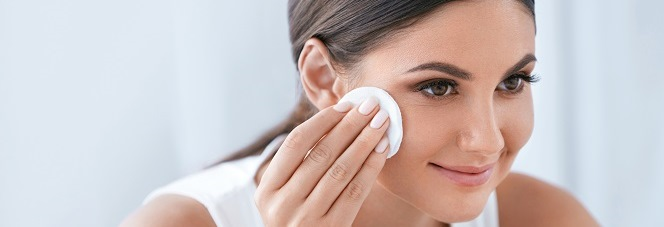 Hautpflege mit Einmalpflegeartikeln
